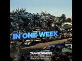 Transformers: The Last Knight | Digital HD release ONE WEEK