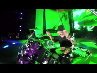 Metallica - harvester of sorrow (metontour, quito, ecuador, 2016)