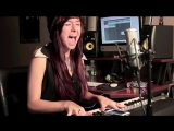 Лучший кавер на Titanium David Guetta и Sia (Christina Grimmie)