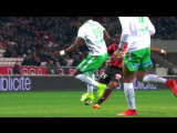 Cyprien vs AS Saint-Etienne Deus