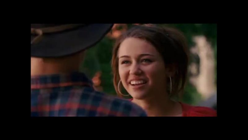 кадр из фильма Ханна Монтана в кино