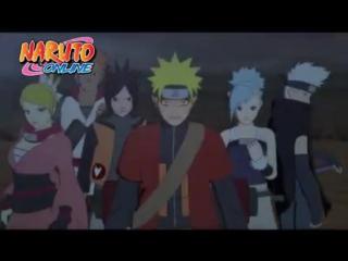 Naruto Online - Первая официальная аниме-игра