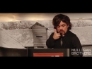 Are you scared of change - Peter Dinklage