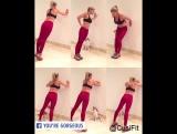 Упражнения у стены, для сильных и красивых рук