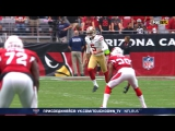 San Francisco - Arizona - Condensed - Тачдаун ТВ  NFL - week 4 - 2017