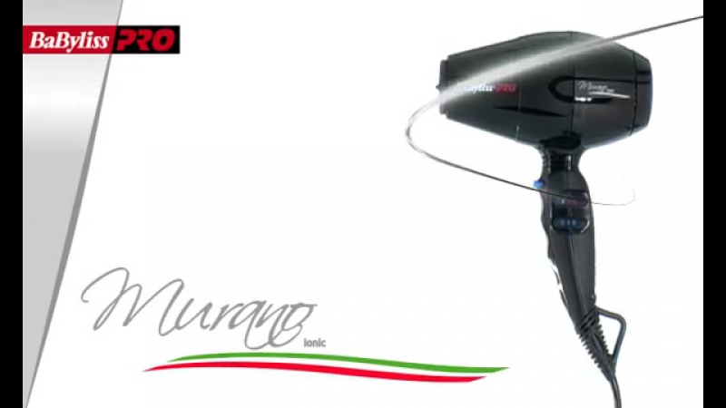 BaByliss Pro Murano BAB6160INE-фен для волос