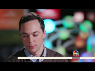 Jim Parsons would be