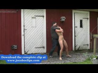 Подборка изнасилований / фермер изнасиловал рабочую / хозяин изнасиловал няню / порно / жесткий секс / бондаж / бдсм