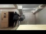 Sinul Video - Лёха упал в ледяной бассейн