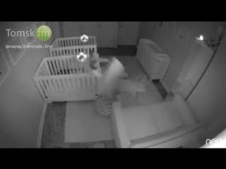 Ночной распорядок для близнецов