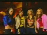 Girls Aloud - Behind the scenes of Jump - TOTP 2003