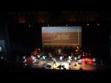 Выступление в БКЗ на концерте Дениса Клявера, группа 7