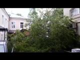 Ураган в Москве 29.05.2017 3