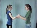 Hand Tic Tac Toe Game