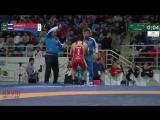 Рашидов - Куулар. Grand Prix Ivan Yariguin 2017.