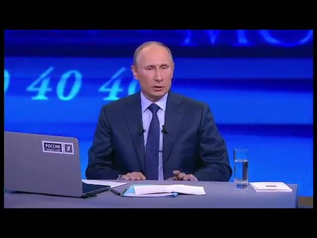 В.В. Путин о возможности хранить деньги за рубежом (2013)