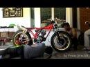 Honda CG 125 Cafe Racer by Son Dad CustomsHD