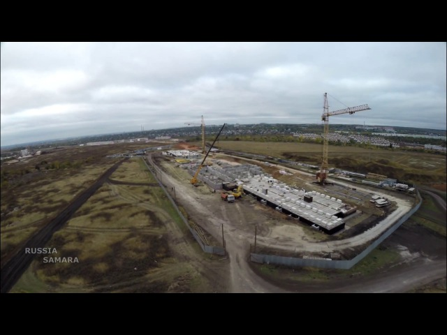 Строительство школы в Кошелев парке