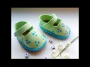 туфельки для куклы из фоамирана