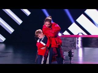 Танцы: Ирина Кононова и Миша Кирин (Apashe – Bad Queens) (сезон 3, серия 20)