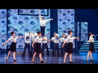 Балет ансамбля песни и пляски Черноморского флота | Танцуют все! Эфир от 19.03.2017