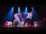 Танцы: Стас Литвинов и Вишня (Артём Пивоваров - Зависимы) (сезон 3, серия 22)