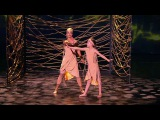 Танцы: Даша Ролик и Маргарита Войтюк (Ayo - Down On My Knees) (сезон 3, серия 20)