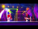 Танцы: Кейко и LiL-PO (Quest Pistols Show Feat. Open Kids - Круче Всех) (сезон 3, серия 20)