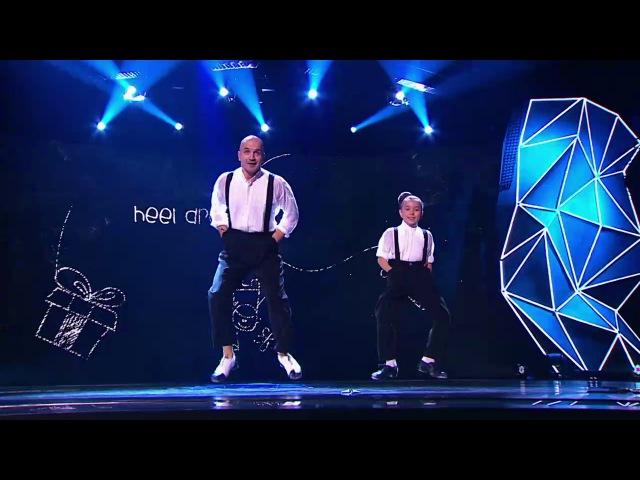 Танцы Егор Дружинин и Настя Нестерова (Charlie Winston - Rockin In The Suburbs) (сезон 3,серия 20)