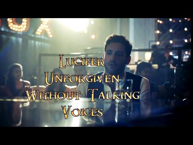 Lucifer Plays Metallica's Unforgiven On Piano Clean Version SaveLucifer PickLucifer