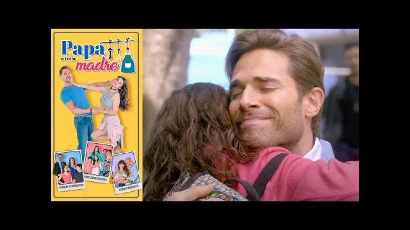 Mauricio y Renée salvan a Anifer | Papá a toda madre - Televisa
