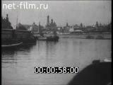 Pre-revolutionary Moscow 1 (1900 - 1916) Rare footage