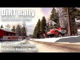 DiRT Rally vs Mods - IMPACT Force Feedback &amp Hardcore Damage Model Logitech Driving Force GT