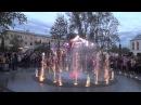 Петергоф. Открытие фонтана на Торговой площади - 2. 31.05.17