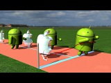 IOS vs Android кто что у кого украл / история противостояния