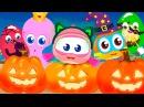 Развивающие мультики: Русалочка Бибабу и ее друзья. Хэллоуин