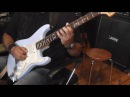 Panos A Arvanitis plays Yngwie's style Dominant Phrygian
