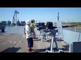 Военный корабль-музей. Battleship. Mobile, ALABAMA.