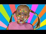 BАD BABY ДЕТИ в ШОКОЛАДЕ! LOTS OF CANDY CHALLENGE CHOCOLATE FACE