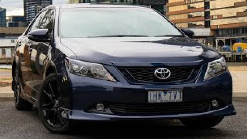 2016 Toyota Aurion Sportivo 3.5L V6 Petrol 6-Speed Automatic Sedan
