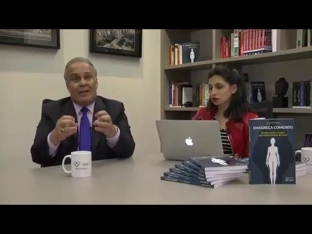 O Poder do Jejum Intermitente e da Mente Dr Lair Ribeiro