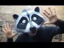 Как сделать маску енота GTA 5 Online DIY Raccoon mask