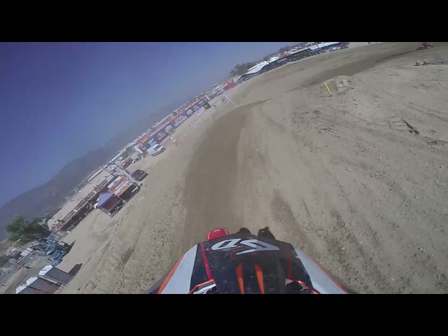 2017 Glen Helen MX | Jimmy Decotis Onboard | TransWorld Motocross