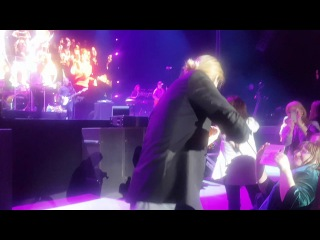 David Garrett - They don't care about us, Cracow 25.10.2017