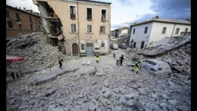 BreakingNews Ad un anno dal tragico terremoto di Amatrice, tutto il Centro Italia fino alla Campania