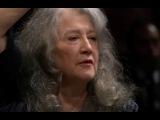 Martha Argerich - Liszt Piano Concerto No 1 in E flat major (2016UK )