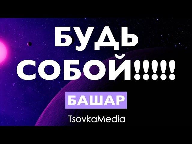 БУДЬ СОБОЙ! ~ Башар (Дэррил Анка) | Озвучка Титры | TsovkaMedia