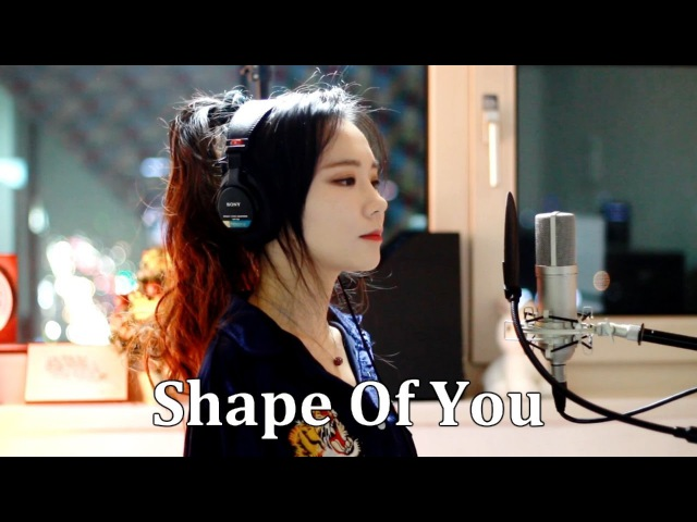 Ed Sheeran Shape Of You cover by
