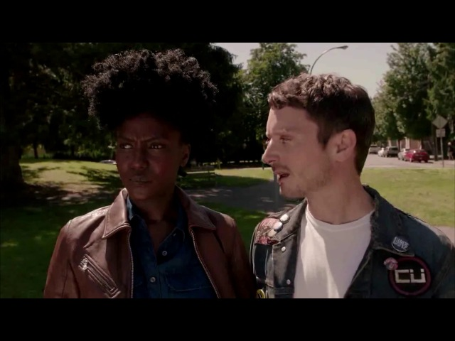 DIRK GENTLY AND A THING ON CRACK 1