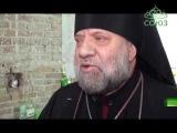 Глава Барышской епархии посетил возрождающийся храм Живоначальной Троицы в сел...